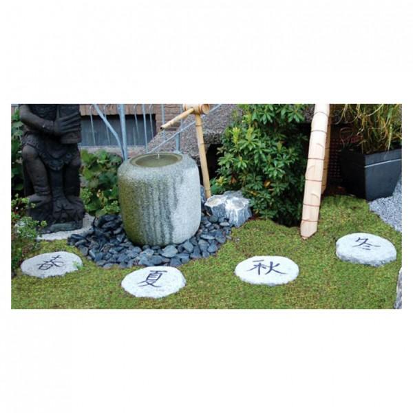 granittrittstein tobi ishi dekorationen zubeh r garten japanwelt. Black Bedroom Furniture Sets. Home Design Ideas