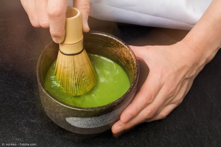 Grüner Tee: Wundermittel in der Teetasse?