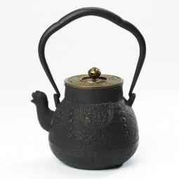Gusseiserne Teekanne - Yutanari 1,1L