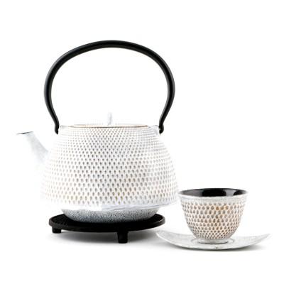 Gusseisernes Tee Set - Arare Geishi 1,2L
