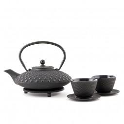 Gusseisernes Tee Set - Chiyo 0,8L