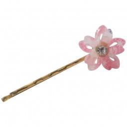 Haar-Pin Chiisai Sakura pink