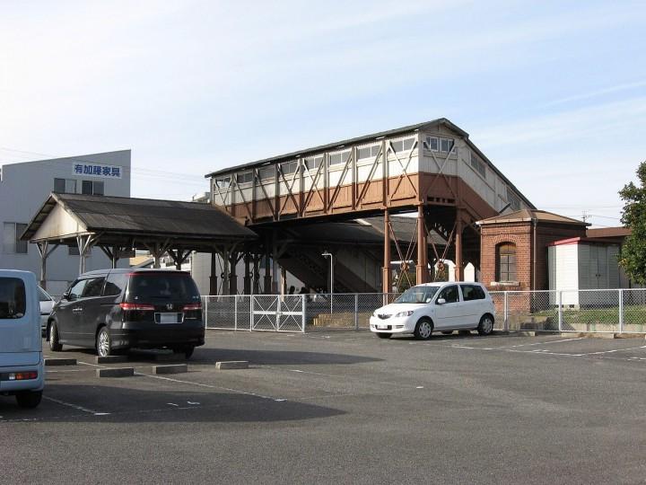 Die älteste Bahnhofsüberführung in Japan wird nach 110 Jahren ausgemustert