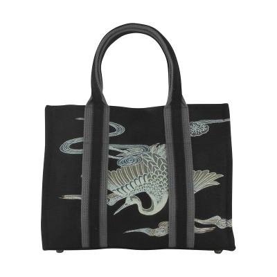 Handtasche - Kranich