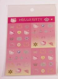 Hello Kitty Mini Aufkleber II