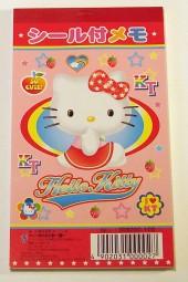 Hello Kitty Notizblock