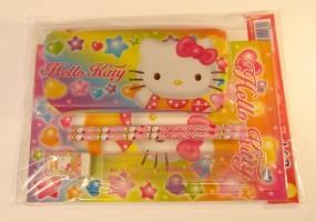 Hello Kitty Schulset