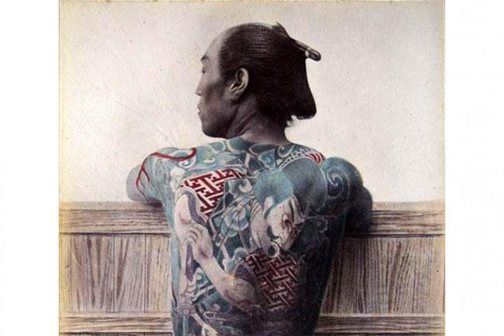 Irezumi – die Tradition der japanischen Tattoos