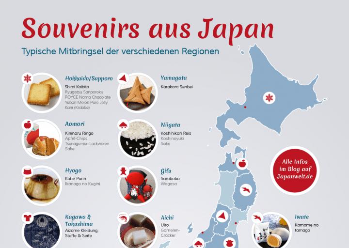 Souvenir aus Japan – es muss nicht immer die Winkekatze sein!