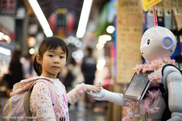 """Roboter – Japan und seine """"Maschinenwesen"""""""