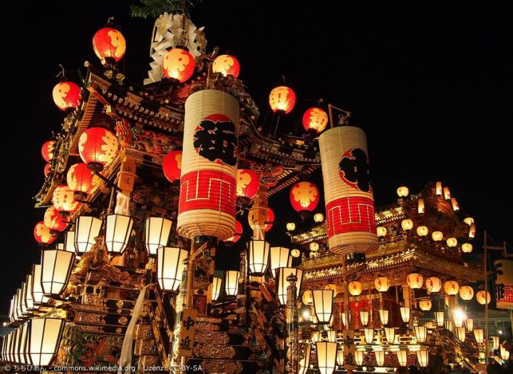Die wichtigsten japanischen Festivals im Dezember