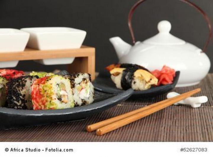 Lust auf die japanische Küche? Wir liefern das passendes Geschirr!