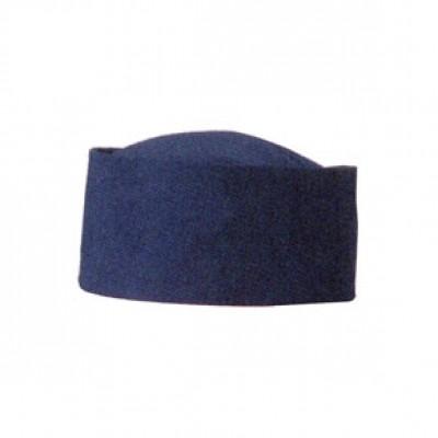 Japanische Kochmütze blau