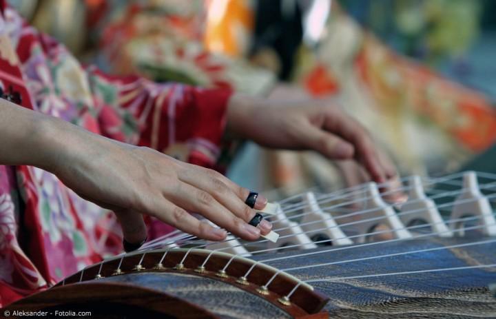 Japanische Instrumente im Wandel der Zeiten