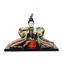 Japanische Prinzen Figur
