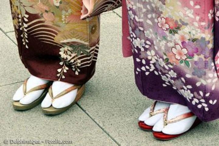 Europäische und japanische Socken – wo liegen die Unterschiede?