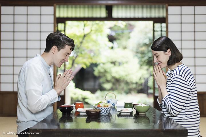 Tischmanieren in Japan – ein kurzer Essens-Knigge