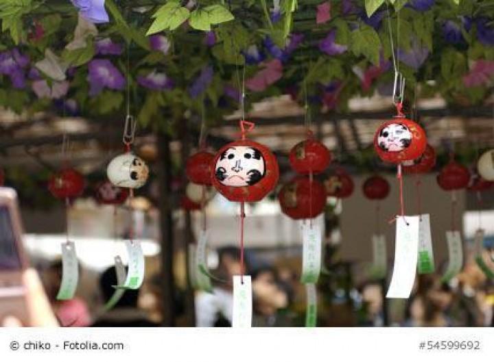 Der Herbst kommt – japanische Windspiele verschönern auch Ihren Garten!