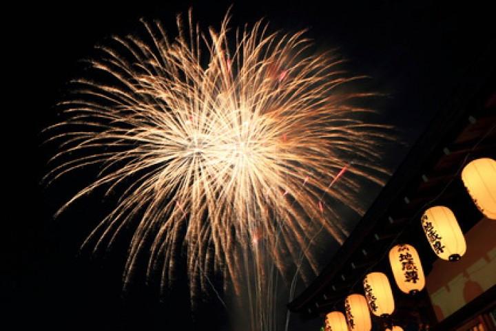 Japanisches Feuerwerk – ein echtes Meisterstück