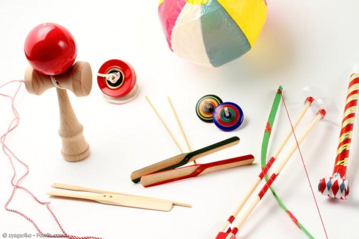 Eine tolle Geschenkidee: Authentisches japanisches Spielzeug