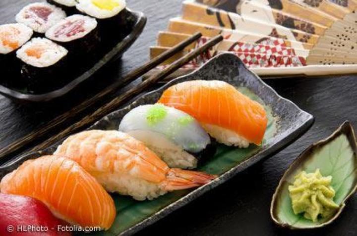 Ein Sushi-Set authentisch zusammenstellen und typisch japanisch genießen