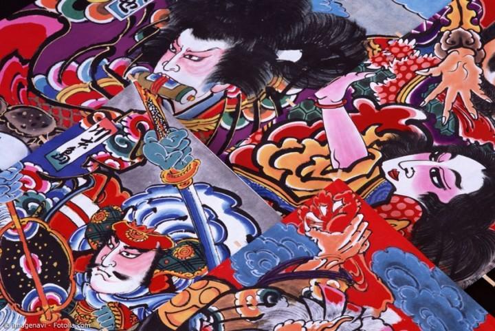 Das Kabuki Theater - Japanische Kultur auf der Bühne