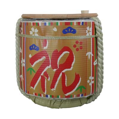 Kagami Biraki – Set 72L Faß