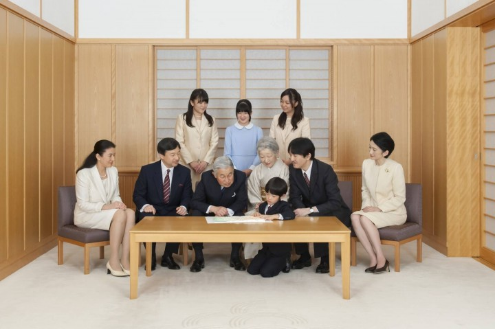 Diskussionen um weiblichen Tennō in Japan