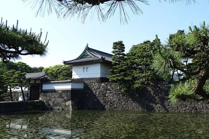 Kaiserpalast Tokio – Sehenswürdigkeiten Japan