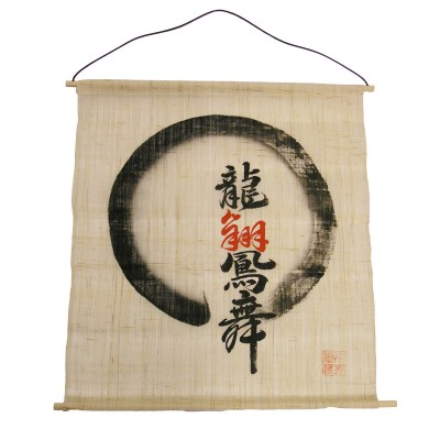 Kakemono RYUSHO - Wandbild 44 x 52 cm