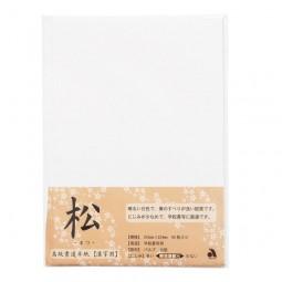 Kalligrafiepapier Matsu