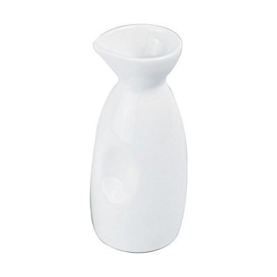Sakeflasche klein 'Weiße Serie'