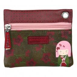 Kimmidoll Cosmetic Bag Megumi Small