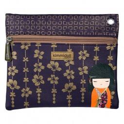 Kimmidoll Cosmetic Bag Izumi Medium
