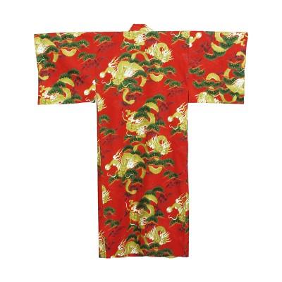 Kimono - Drache und Kiefer
