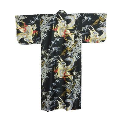 Kimono - Goldener Drache