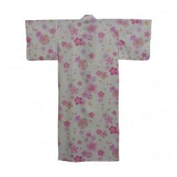 Kimono Japankirsche elfenbein BW 57