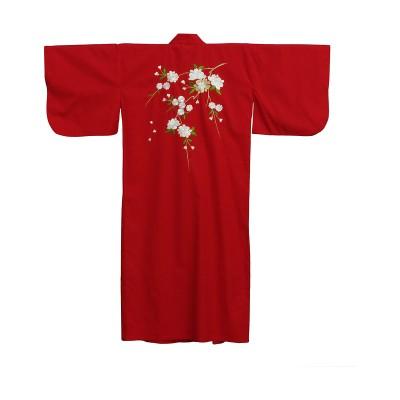 Kimono - Kirschblüte bestickt