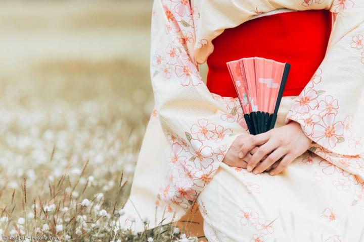 Kimono Muster – das steckt hinter den japanischen Motiven