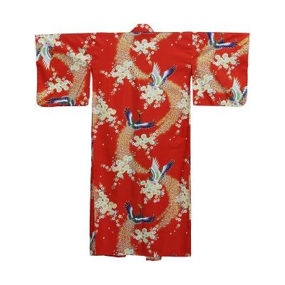 Kimono - Pfau
