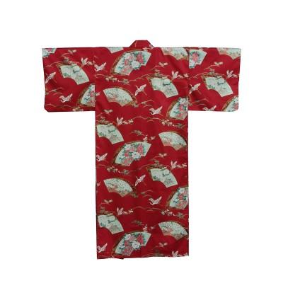 Kimono - Sensu Tsuru