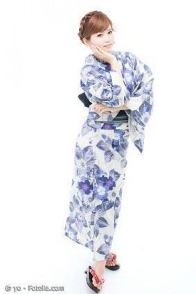 Mit einem Kimono zu Hause japanisches Lebensgefühl erleben