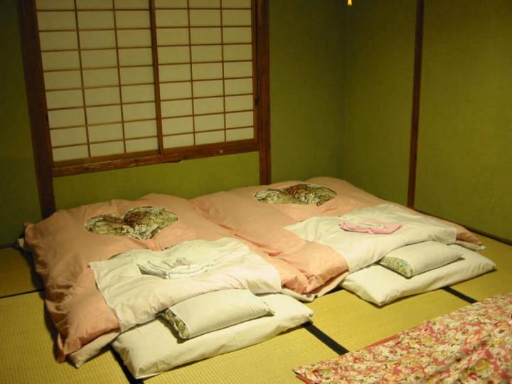 Schlafkultur in anderen Ländern: So schlafen die Japaner