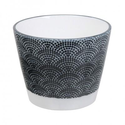 Kleine Tasse - Japan Schwarz - Samekomon