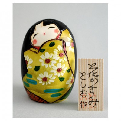 Kokeshi - Hanakasumi