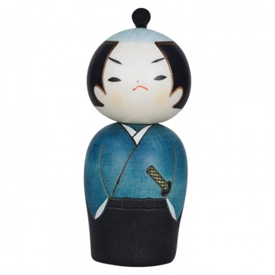 Kokeshi Samurai