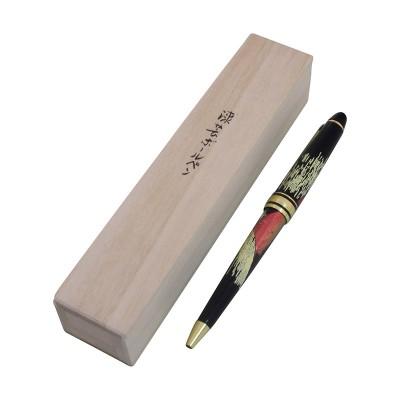 Kugelschreiber Fuji im Holzkasten