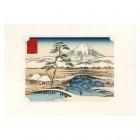 Kunstdruck - Fuji von Sakoh