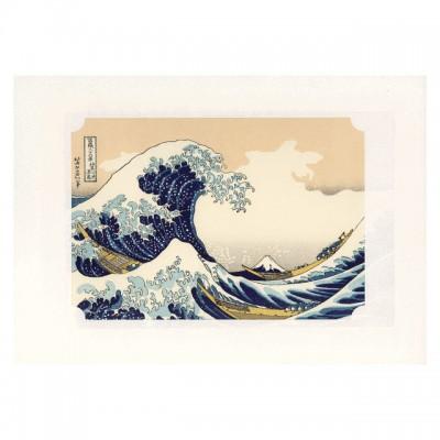 Kunstdruck - Kanagawaoki