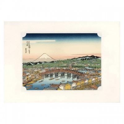 Kunstdruck - Nihonbashi